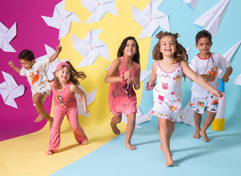 Dia das crianças - Diamantes - DMS Kids